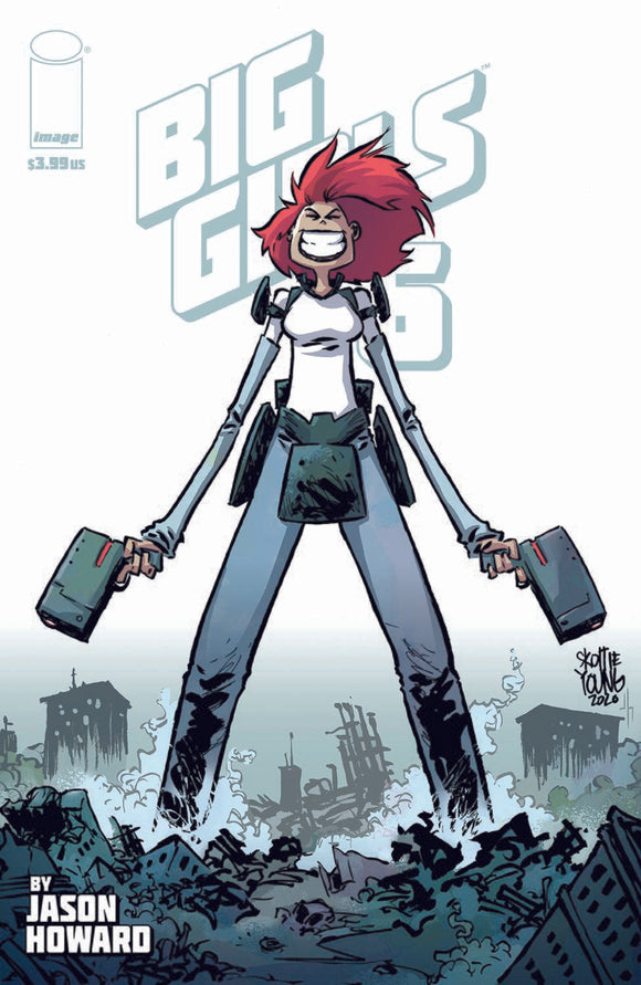 Big Girls (2020 Image) #6 Cvr B Young Comic Books published by Image Comics