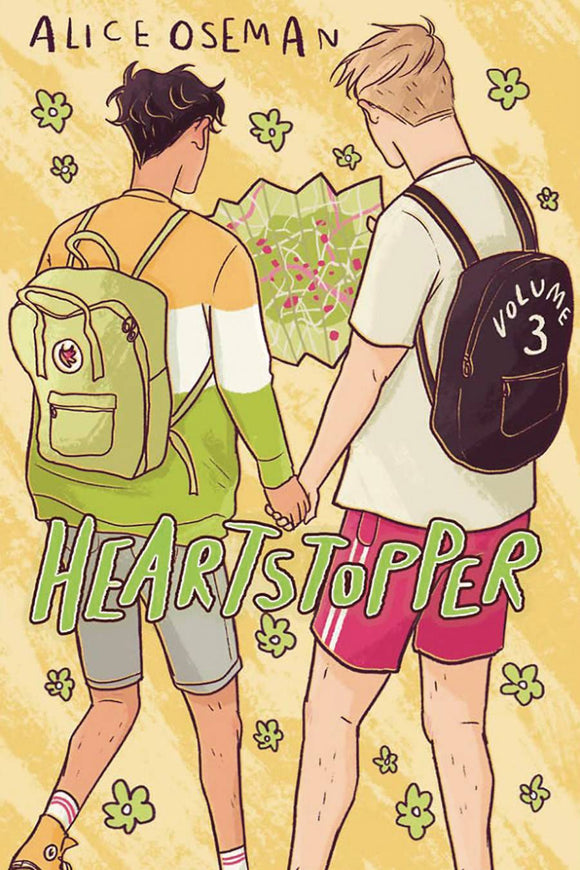 Heartstopper Gn Vol 03 Graphic Novels published by Graphix