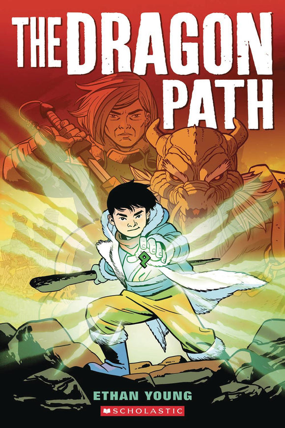 Dragon Path Gn Vol 01 Graphic Novels published by Graphix