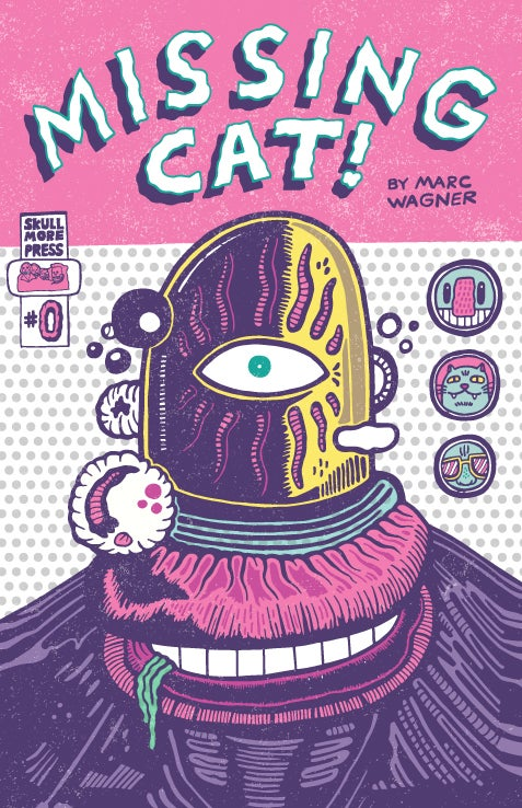 Missing Cat! (2019 Skullmore) #0 Comic Books published by Skullmore Press