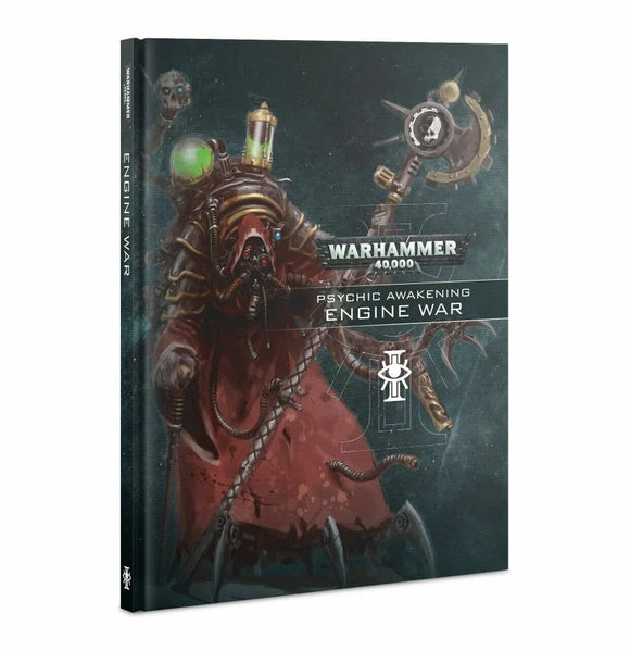 Psychic Awakening: Engine War (Hardcover) Games Workshop published by Games Workshop