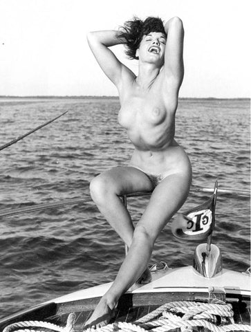 BETTIE PAGE pinup nude 24 8x10