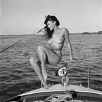 BETTIE PAGE pinup nude 35 8x8