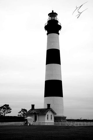 Bodie Island Lighthouse limited edition fine art print signed and numbered
