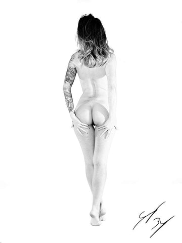 Fine art figure study 15414 limited edition fine art print signed and numbered