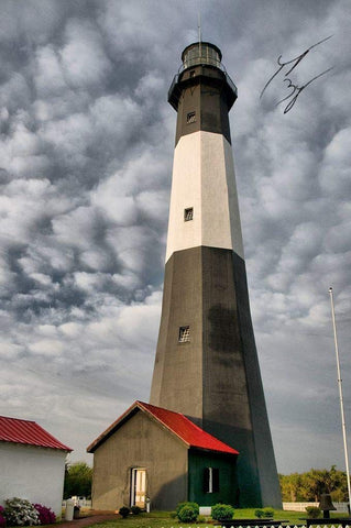 Tybee Lighthouse hdr limited edition fine art print signed and numbered