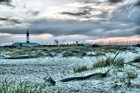 Tybee Island beach limited edition fine art print signed and numbered