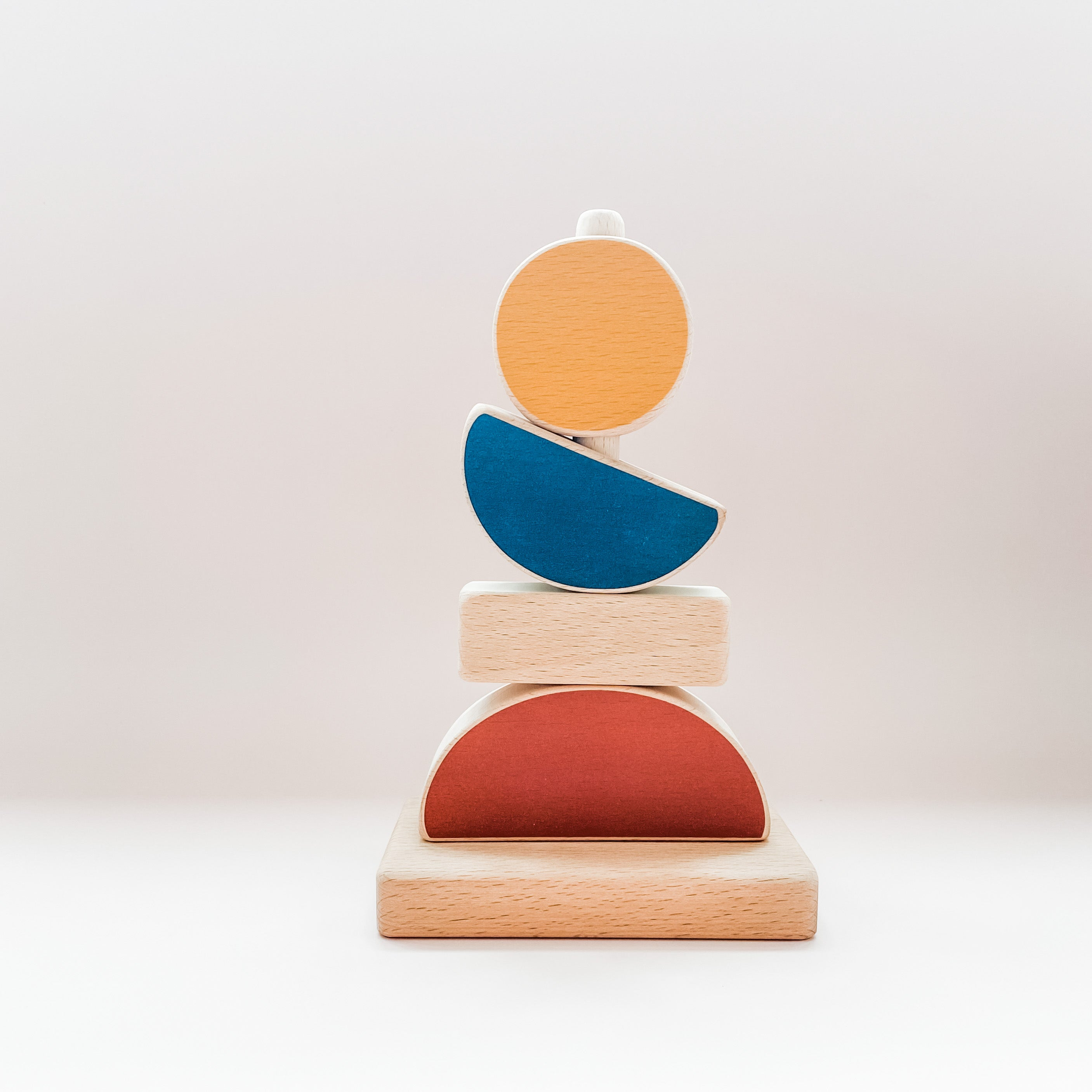 The Wandering Workshop 'Landscape' Stacking Toy