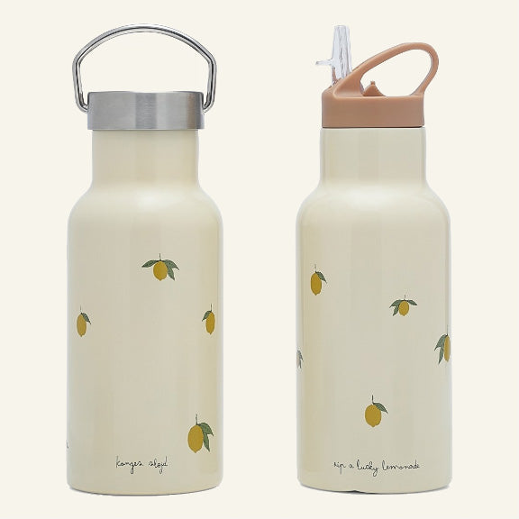 Konges Sløjd Thermo Bottle - Lemon