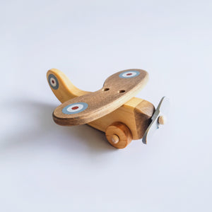 Friendly Toys Plane