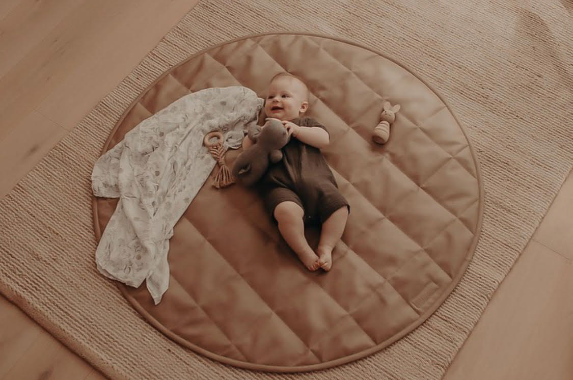 Henlee Quilted Play Mat