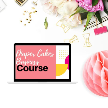Diaper Cakes Business Course