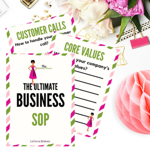 The Ultimate Standard Operations & Procedures (SOPs) Templates