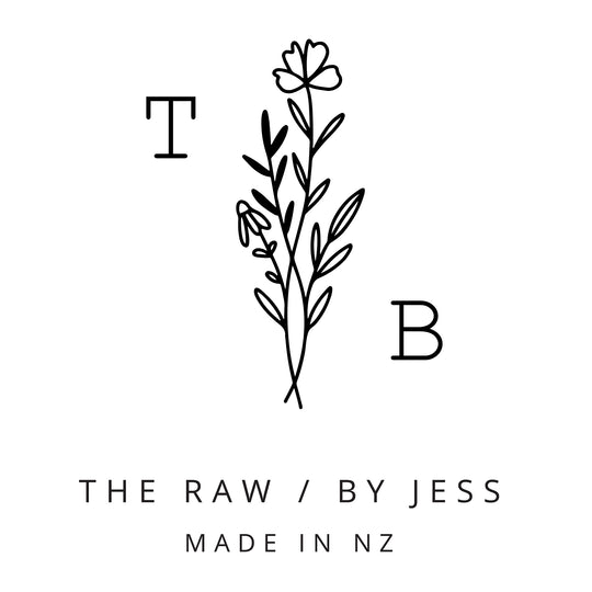 THE RAW / BY JESS