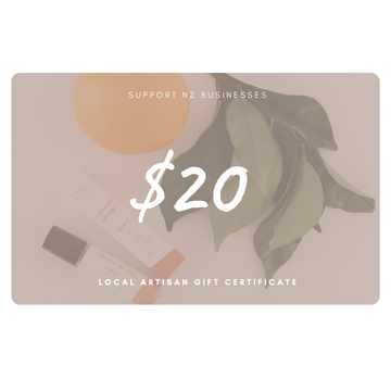 Local Artisan e-Gift Card