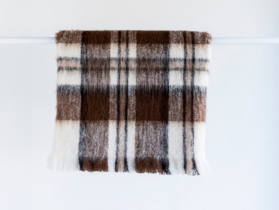 Alpaca Throw - Apache