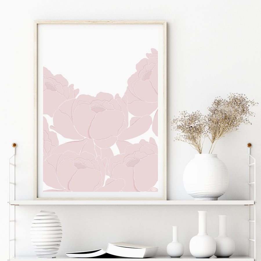 Peonies (30% OFF) - Local Artisan