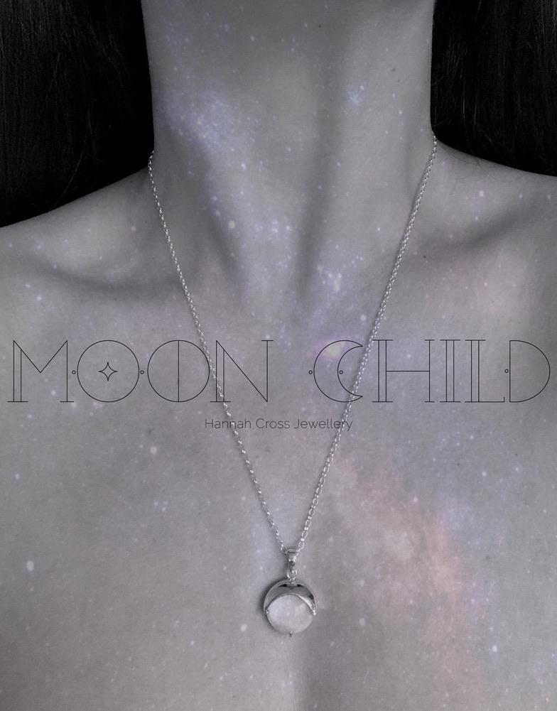 Super-moon Pendant