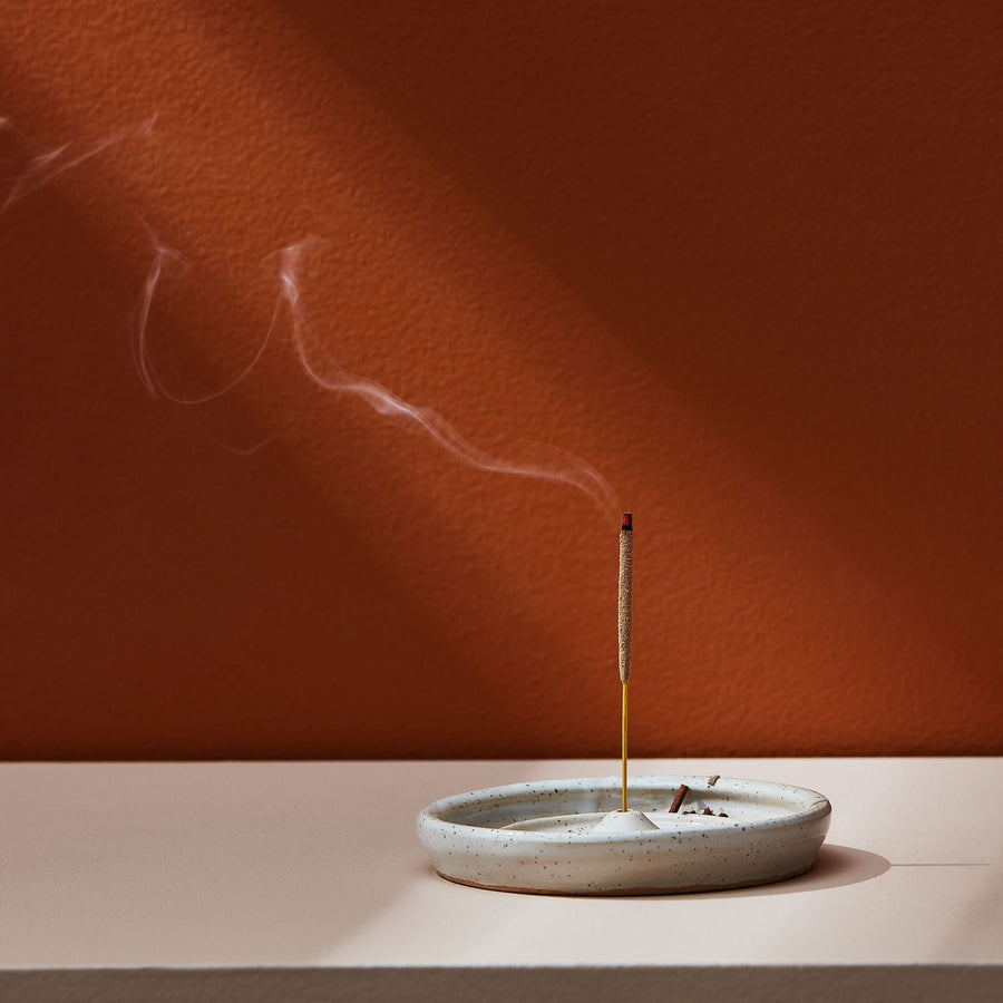 Sunday Incense Holder