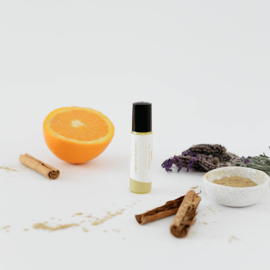 Stability essential oil roller