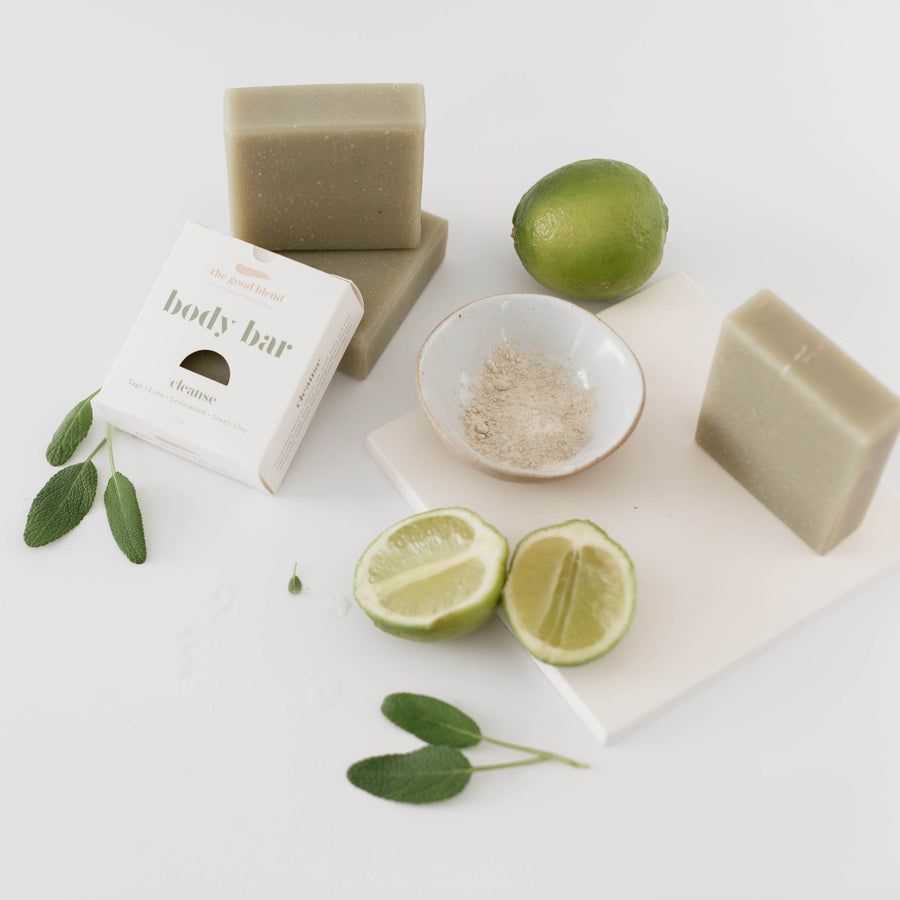 Cleanse Body Bar