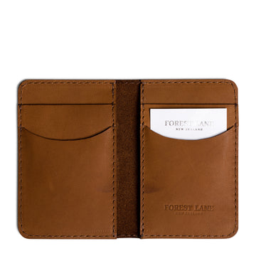 Henley Wallet - Tan - Local Artisan