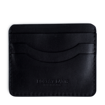 Knox Card Holder - Black - Local Artisan