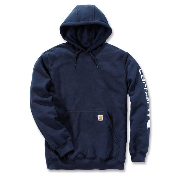 Signature Sleeve Logo Hooded