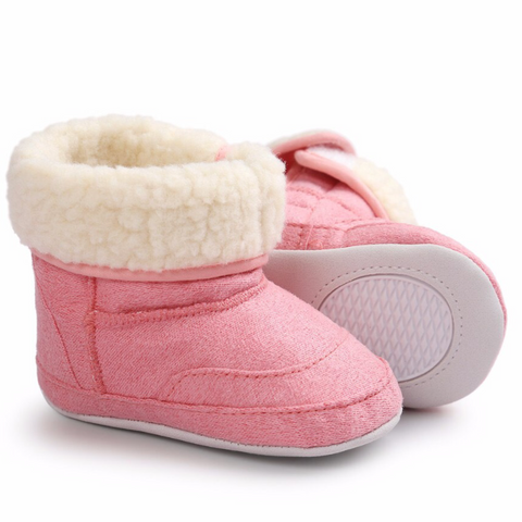 Ugg Boots Fluffy Pink