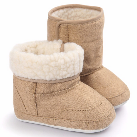 Ugg Boots Fluffy Light Natural