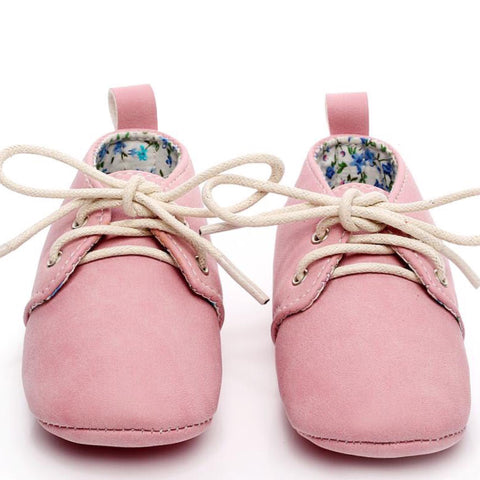 Baby Oxfords Pink