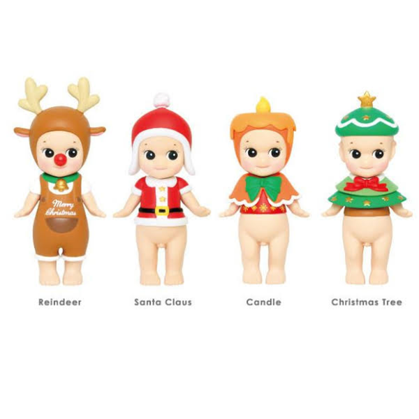 Kewpie Sonny Angels Collector Christmas