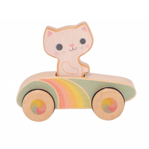 Tiger Tribe Rainbow Roller Kitty