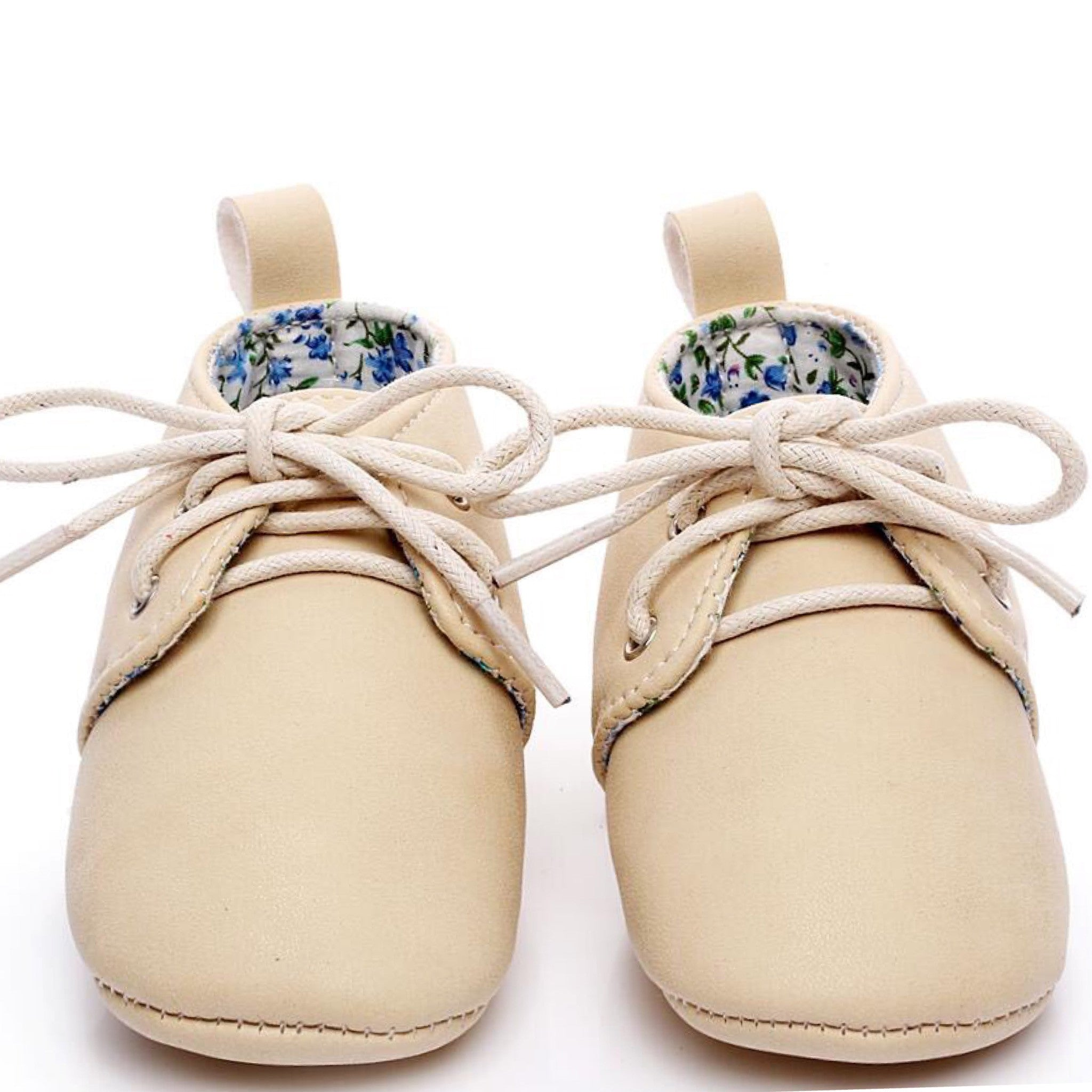 Baby Oxfords Cream