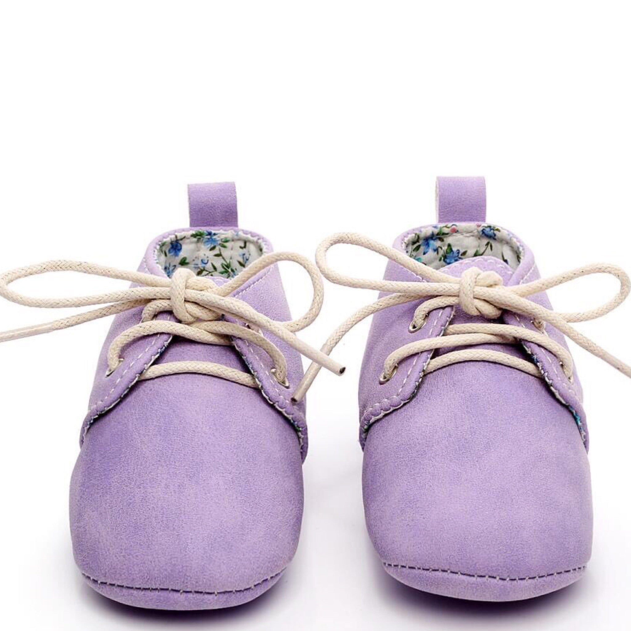 Baby Oxfords Purple