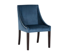 Load image into Gallery viewer, Lucille Dining Chair - Windsorchrome