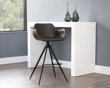 Load image into Gallery viewer, swivel stool - Owen Swivel Barstool - Windsorchrome