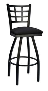 Swivel stool WC-1312-S - Windsorchrome