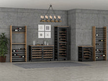 Load image into Gallery viewer, VINO SIDEBOARD LOCKER 55 BOTTLES - Windsorchrome