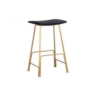 Metal Stool-Azai - Windsorchrome