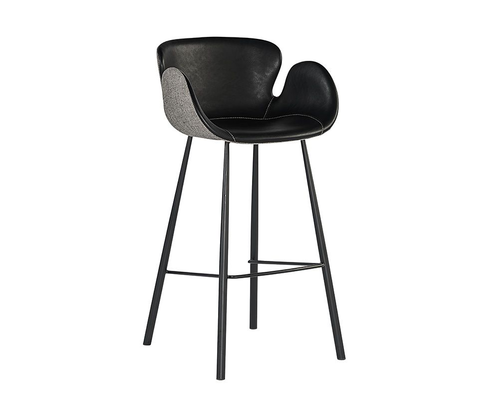Metal stool Baldo - Windsorchrome