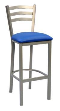 Metal stool WC1313 - Windsorchrome