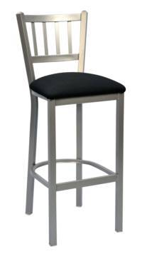 Metal stool WC1309 - Windsorchrome