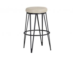 Matthews Swivel Barstool - Windsorchrome