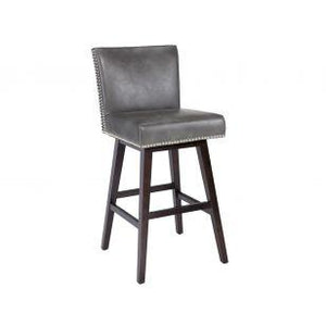 Swivel Vintage stool - Windsorchrome