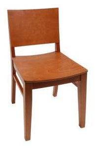 Wooden chair Pulina - Windsorchrome