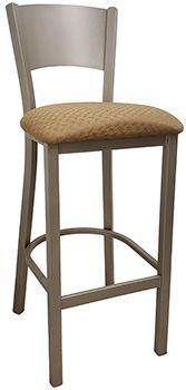 Metal stool WC1307 - Windsorchrome
