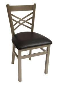 Metal Chair WC310 - Windsorchrome