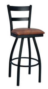Swivel stool WC1308-S - Windsorchrome