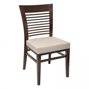 Wood chair Horz - Windsorchrome